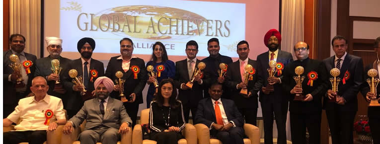 The Global Achievers Award Ceremony